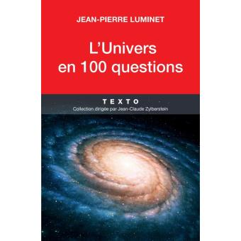 L-univers-en-100-questions